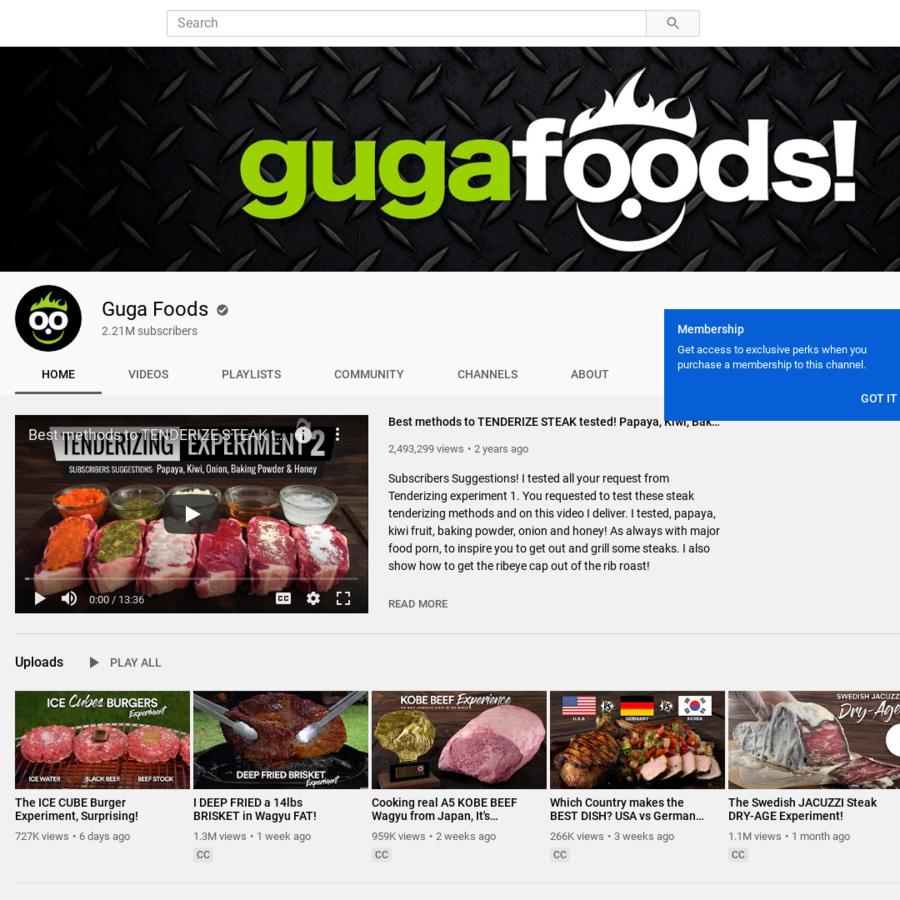 Guga Foods!