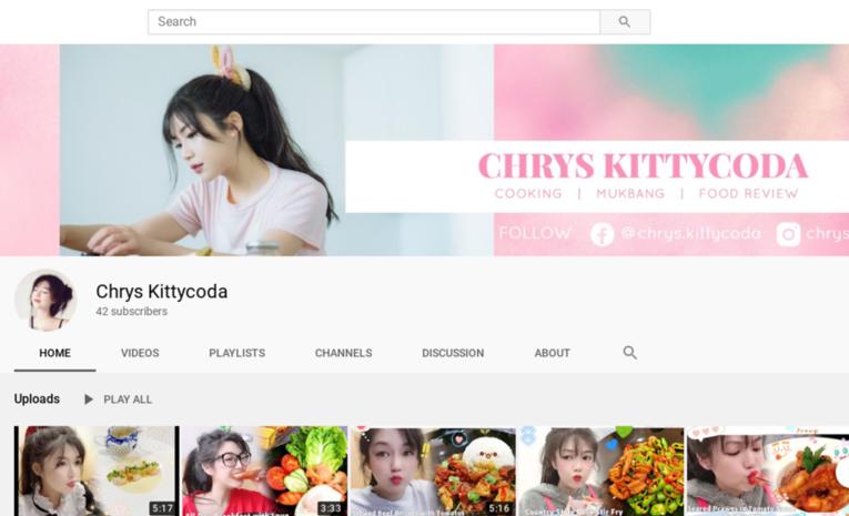 Chrys Kittycoda